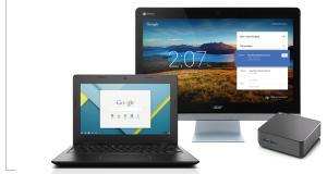 Chromebook do Google for Education