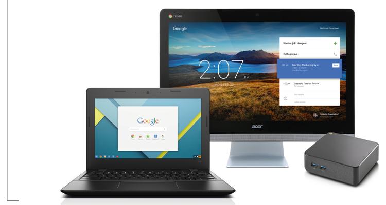 Chromebook do Google for Education: o que é, diferenças para um notebook comum e 7 motivos para implementar na sua instituição de ensino