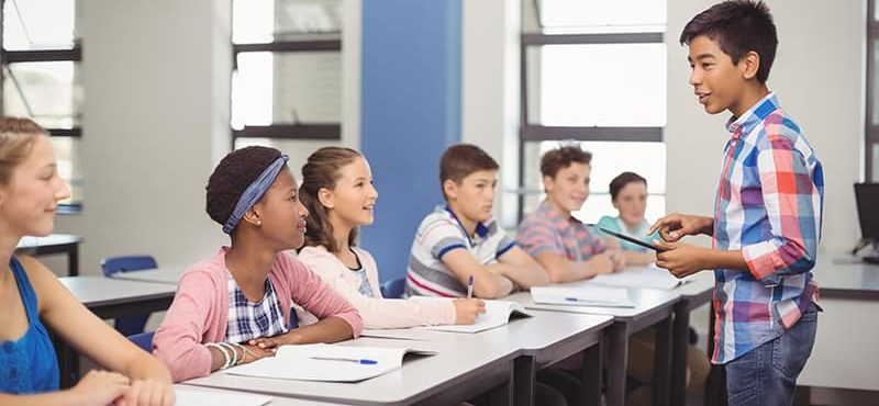 o que é sala de aula invertida